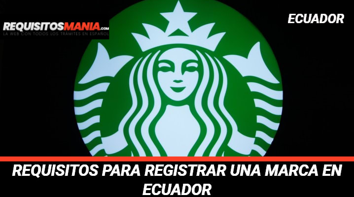Requisitos para registrar una marca en Ecuador