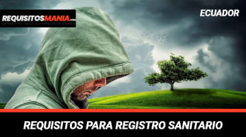 Requisitos para registro sanitario Ecuador